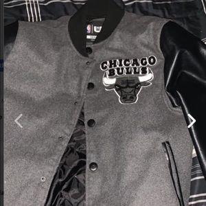 Men's Chicago Varsity Jacket